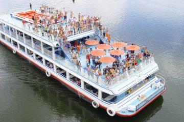 Barco Odisséia